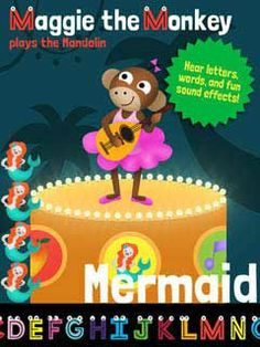 Jamaroos Musical ABCs has it all: cute graphics, lovely animations, professional voice narration, and it also provides hours of pure fun! Educational Apps For Kids, Learning Apps, Early Learning, Great Apps, Special Needs Students, Pure Fun, Listening Skills, Working With Children, Abcs
