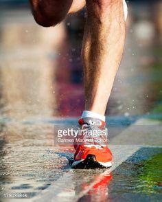 View Stock Photo of Foot Of An Athlete Running A Marathon. Find premium, high-resolution photos at Getty Images. Marathon Running, High Resolution Photos, Nike Free, Athlete, Sneakers Nike, Stock Photos, Board, Fashion, Nike Tennis