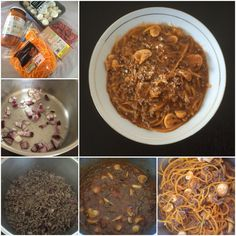 Training big means I get to #eat big. I'm declaring today my #redmeat day of the week. For #lunch, an #express #15minute #onepot #butternutsquash #noodles with #bolognaisesauce of 10-percent fat ground beef. So #easy and so #tasty! #awesome #boodle #boodles #cook #cooking #delicious #eatright #fibre #food #food4gods #foodie #foodporn #musclefood #nutrition #protein #recovery #yummy