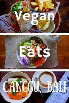 Vegan Eats in Canggu, Bali | The Wanderful Me