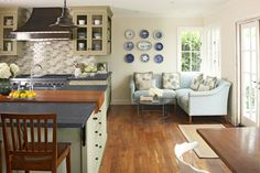 1000 Images About Kitchen Sitting Area On Pinterest