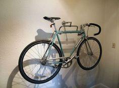 DIY Bike Wall Mount 5
