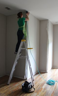How to Upholster walls