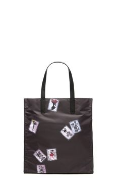 The Marc Jacobs B.Y.O.T. Vintage Stamps Shopping Bag