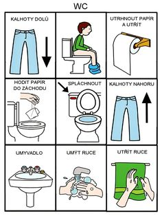 Pro Šíšu: WC, Hygiena