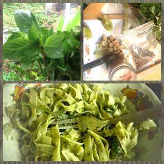 Fresh Thai pesto!