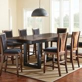 829,00 - Found it at Wayfair - Julian Counter Height Extendable Dining Table