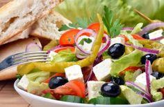 Sałatka grecka każdemu będzie smakować!