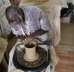 Barbados Cultural Heritage Holidays & the Magical Chalky Mount Pottery  see details at http://personaholidays.com/ChalkyMountPotter/