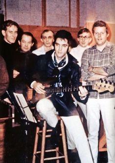 Elvis - 1969 American Recording Studio, Memphis, TN