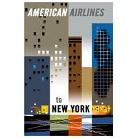 American Airlines print