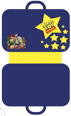 FREE Toy Story Party Favor Gift Bag