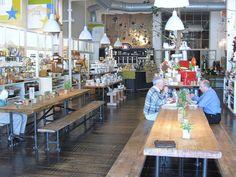 Atlanta food shop star provisions ~ #Atlanta  #United_States  #Travel