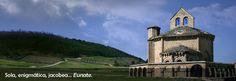 Navarra, la primera del Camino. Sola, enigmática, jacobea... Eunate, cargada de leyendas.