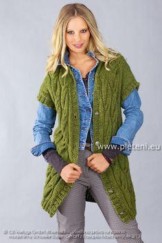 vesta damska pletena - Hľadať Googlom