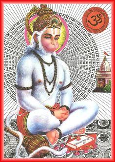 """हनुमान चालीसा_गोस्वामी तुलसीदास :- जै जै जै हनुमान गोसाई, कृपा करहु गुरु देव की नाई I भावार्थ:- हे हनुमान स्वामी ! आपकी जय हो ! जय हो !! जय हो !!! आप गुरुदेव की भाँति मेरे ऊपर कृपा कीजिये I [ मेरे गुरू और भगवान (इष्ट देव ) बजरंग बली ] """"My Guru and God (Ishta Dev) is Bajrang Bali"""""""