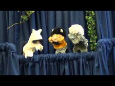 Where the Wild Things Are by Maurice Sendak - A Puppet Show. This puppet show was part of Marion County Public Library's Maurice Sendak Celebration.
