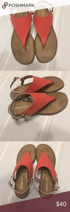 Women's Conchlusion sandals by Aerosoles Women's sandals by Aerosoles.  Colorful and stylish.  Elegance and comfort all in a pair of sandals.  There are 4 pair available.  Three different colors. AEROSOLES Shoes Sandals