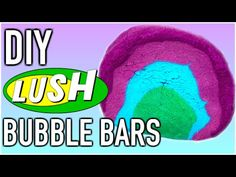 Hope you guys like these DIY lush bubble bars! Be sure to check out my DIY lush bath bombs video as well! These resemble lush bubble bars like ultra violet. ...