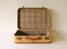 Vintage Brown Suitcase Vintage Suitcases, Brown, Suitcase, Chocolates, Vintage Trunks, Brow