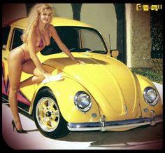 Cal-Look bilder (Sida - Bilder & film Wolkswagen Van, Van Vw, Ferdinand Porsche, Vw Coccinelle Cabriolet, Carros Vw, Combi Wv, Kdf Wagen, Mädchen In Bikinis, Vw Vintage