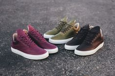Filling Pieces AW13 Low Top Range