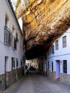 Rock Village - Setenil de las Bodegas, Cadiz