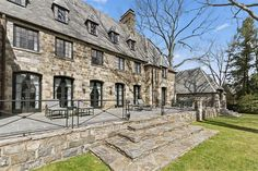 Luxury homes Unparalleled 13-acre French Norman estate