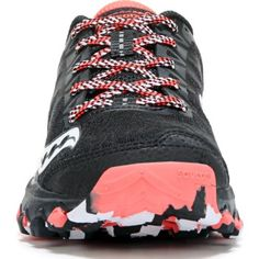 Saucony Women's Grid Caliber Trail Running Shoe at Famous Footwear