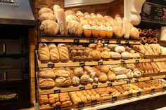 IBA bread display