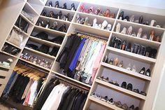 shoe closet!!