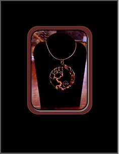 tree of life,copper tree of life,tree of life jewelry,copper jewelry | ArtisticCreationsbyRose - Jewelry on ArtFire