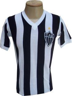 Camisa retrô Atletico Mineiro Tradicional