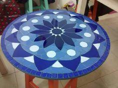 Mandala para mesa