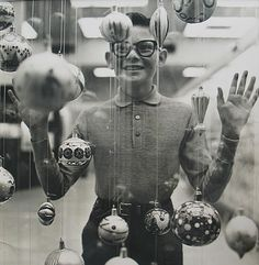 #Christmas Boy, by Richard Avedon (American, 1923–2004) circa 1965