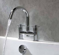 KRI303_kristal_tap-LS Tub Faucet, Shower Faucet, Bathroom Faucets, Sink, Modern Bathrooms Interior, Christmas Bathroom, Kitchen Shower, Bath Taps, Whirlpool Tub