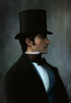 Nicholas Brisbane (Lady Julia Grey series) - kind of looks like Mr. Victorian Gentleman, John Thornton, Art For Art Sake, Jane Austen, Victorian Era, Brisbane, Character Inspiration, Story Inspiration, Masquerade