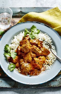 Lamb rogan josh is a curry house fav, but here's a lighter version without the greasiness.