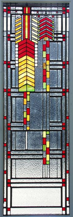 FLW Fountain Door