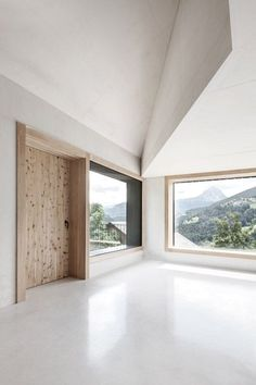 door, windows, view
