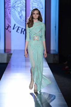 Nueva colección otoño-invierno de Versace