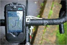 IPHONE CYCLE MOUNT & WATERPROOF TOUGH CASE - http://www.gadgets-magazine.com/iphone-cycle-mount-waterproof-tough-case/
