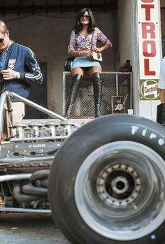 racing groupie