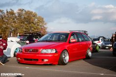 Back with the second part of our StanceNation Japan G Edition photo coverage. This time we will be showing you photo from another one of our very talented Volvo Wagon, Volvo Cars, Volvo V40, Stance Nation, Japan, Car Manufacturers, Edm, Two By Two, Classic