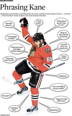 Phrasing Kane (Oct. 16, 2013) Bahahahah This is why I <3 him