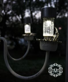 Chippy Solar Chandelier - Live Creatively Inspired