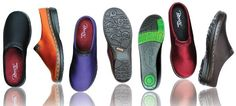 Orthotic clogs