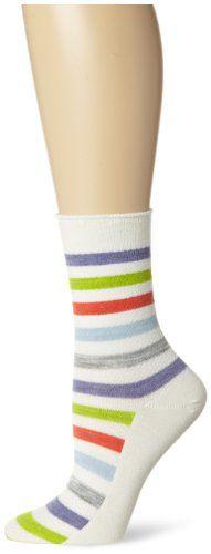 Goodhew Womens Bandit Socks Natural MediumLarge >>> Visit the image link more details.