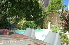 patio au sud