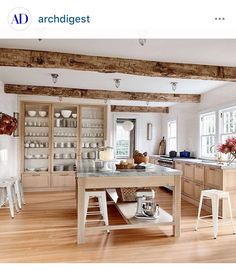 Dish closet/cabinet love!!  From arch digest Instagram